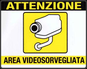 videosorveglianza- faidate